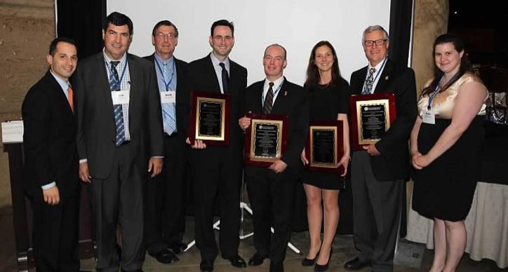 NYSSPE PEC Award Team