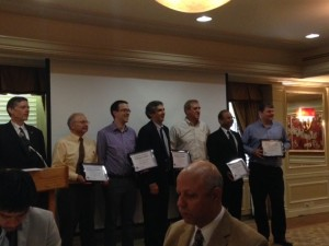 2014-2015 NYSSPE New York Chapter officers