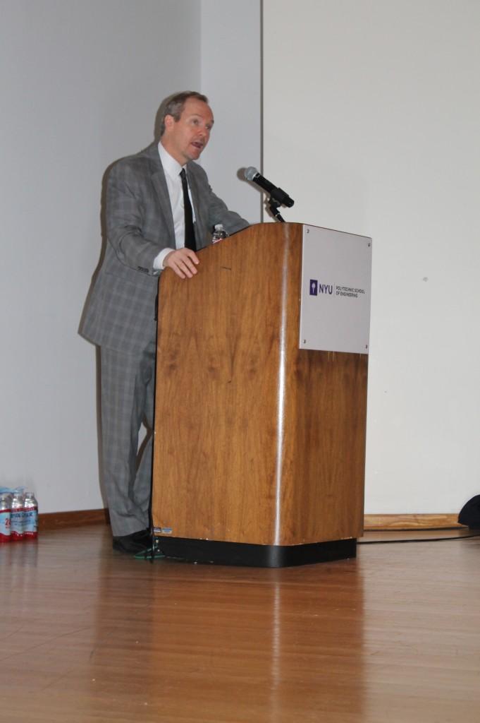 P-2 11-20-Event Chandler Speaking